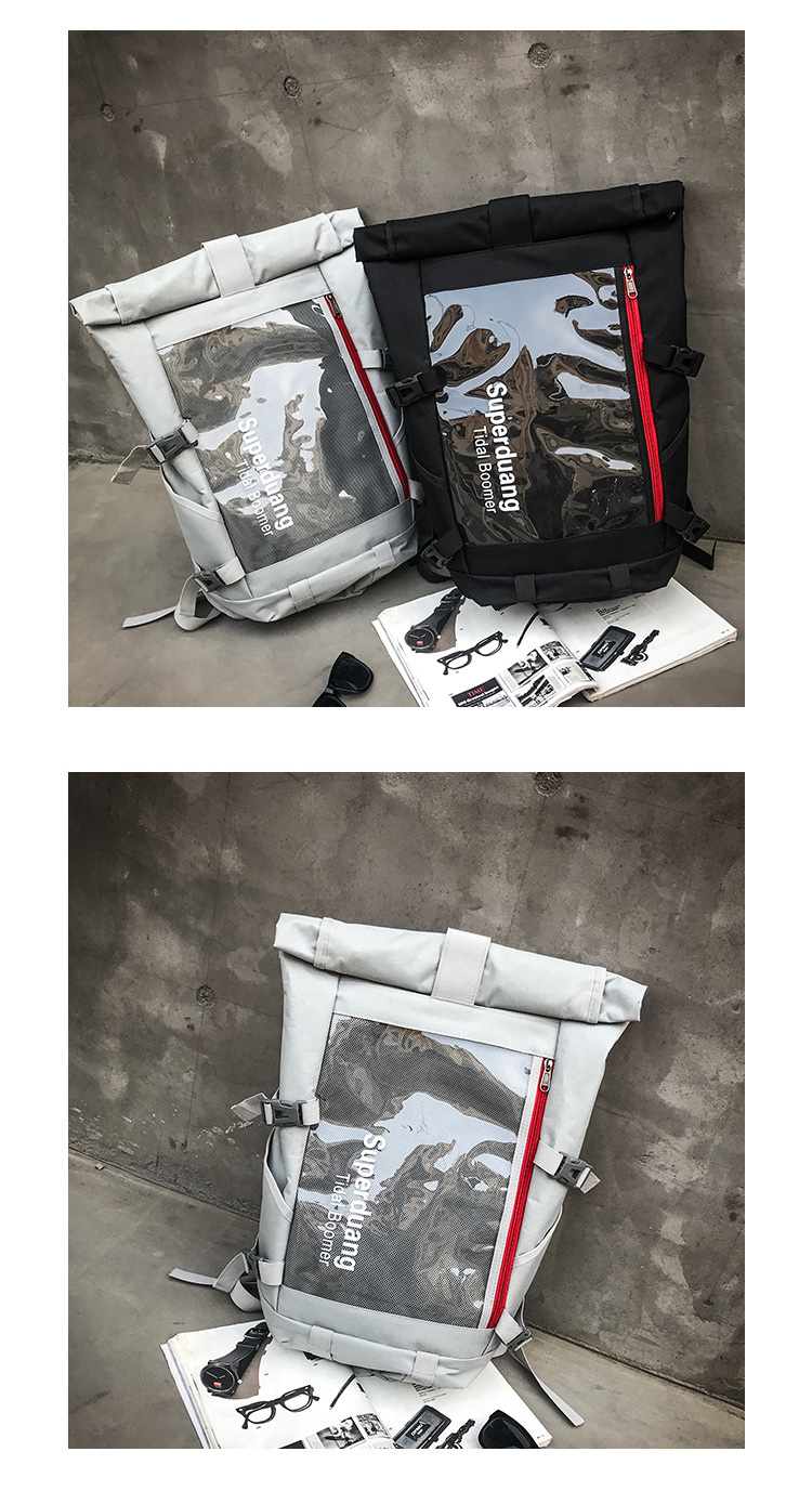 휴즈 데일리 캐쥬얼 백팩 가방 - 라이프 트렌드, 22,500원, 백팩, 패브릭백팩