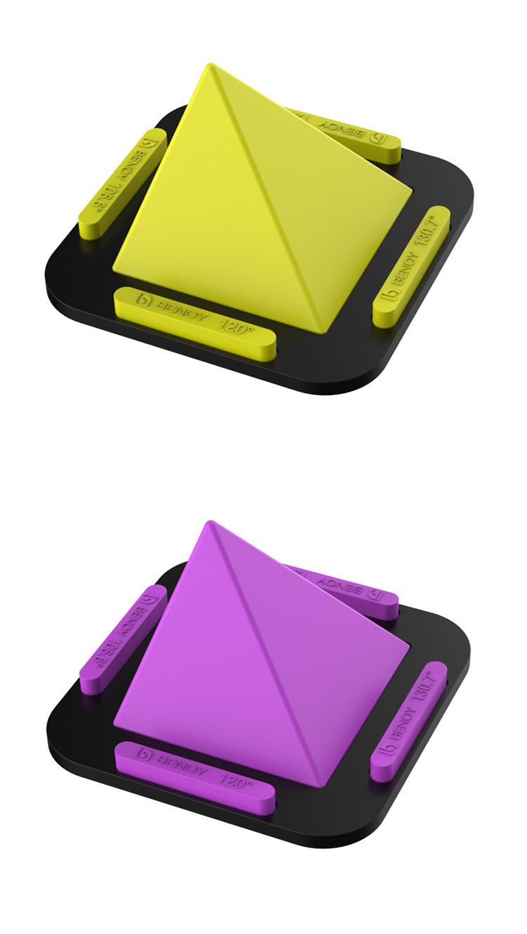 피라미드 스마트폰 거치대 홀더 - 라이프 트렌드, 5,400원, 거치대/홀더, 일반 거치대